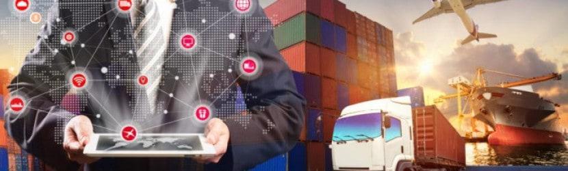 Digital logistics in Belgium